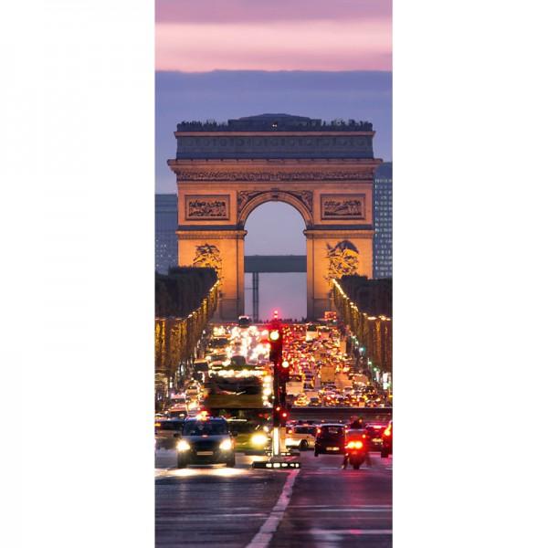 Türtapete Nr. 3340 - Champs-Elysees