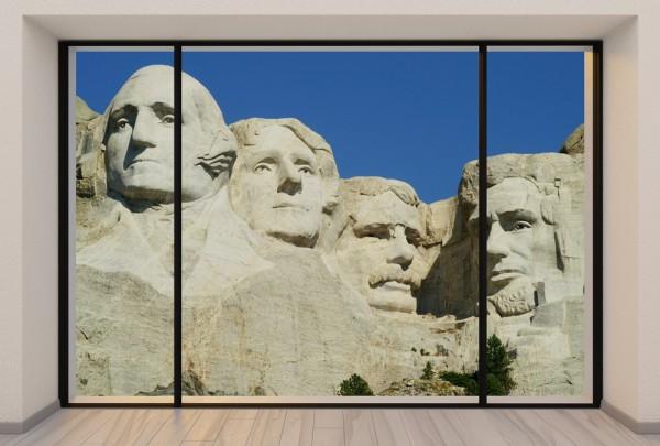 Fototapete Nr. 3722 - Penthouse Mount Rushmore