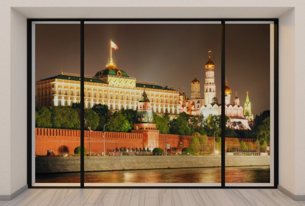 Fototapete Nr. 3715 - Penthouse Moskau
