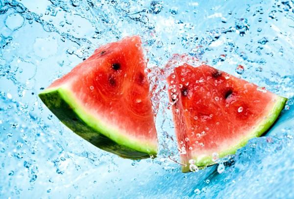 Fototapete Nr. 3636 - Watermelon