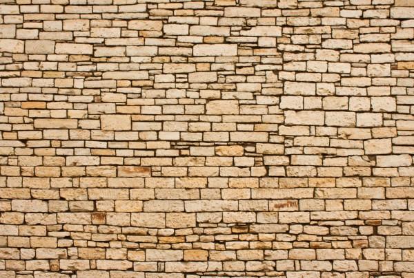 Fototapete Nr. 3750 - Mauerwerk - Sandstein IV