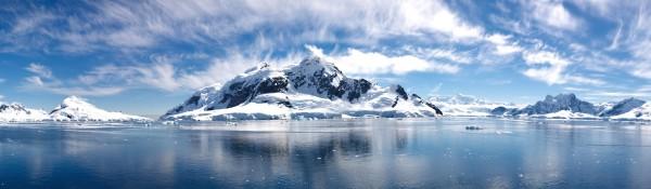 Panoramatapete Nr. 3300 - Paradise Bay, Antarktis