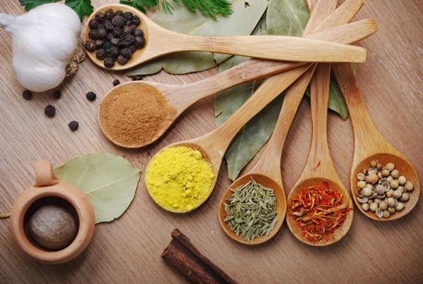 Fototapete Nr. 3888 - Spices