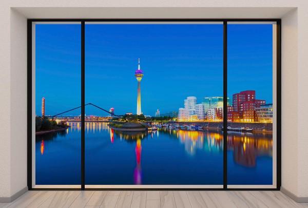Fototapete Nr. 2996 - Penthouse Düsseldorf