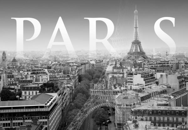 Fototapete Nr. 8890 - Paris