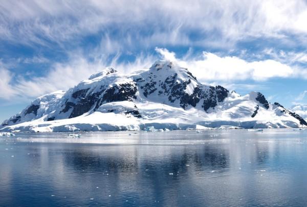Fototapete Nr. 3300 - Paradise Bay, Antarktis
