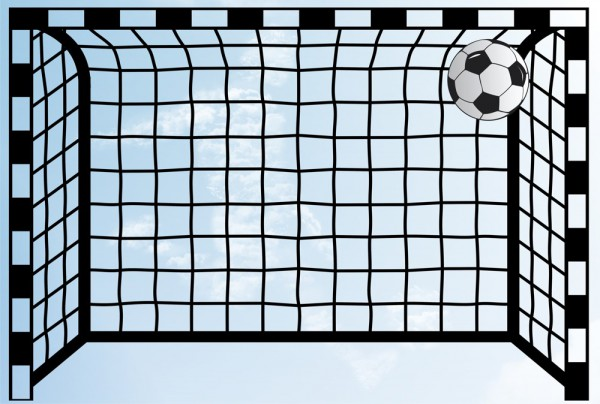 Fototapete Nr. 3826 - Goal II