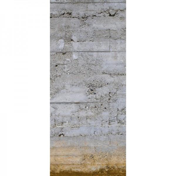 Türtapete Nr. 3080 - Vintage Beton IV