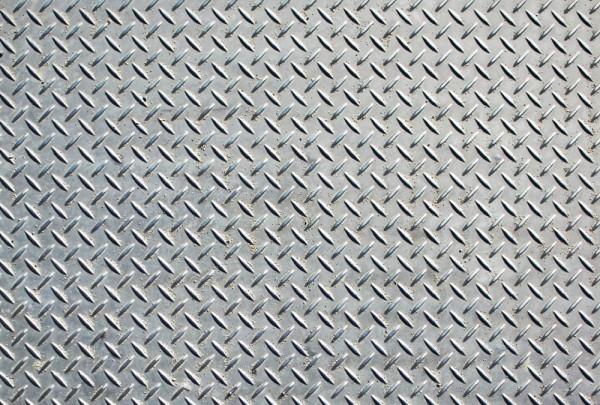Fototapete Nr. 3470 - Steel Rhombus