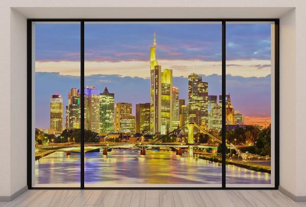 Fototapete Nr. 2991 - Penthouse Frankfurt