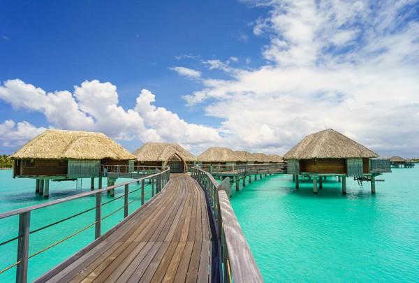 Fototapete Nr. 3010 - Bora Bora
