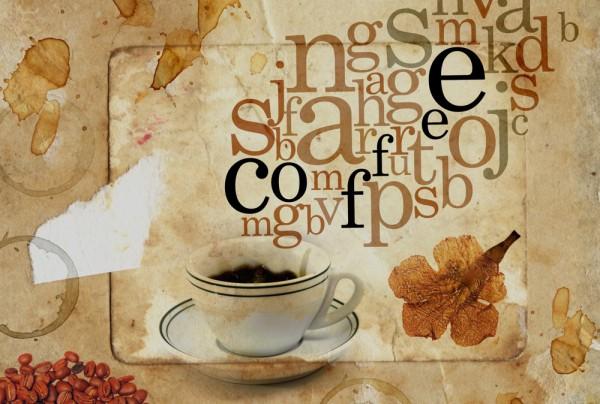 Fototapete Nr. 3803 - Vintage coffee