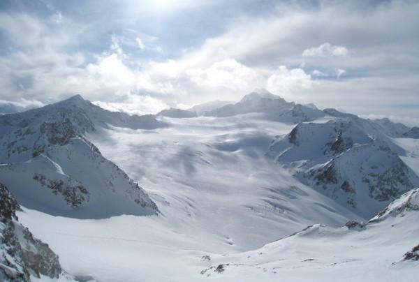 Fototapete Nr. 3847 - Glacier World