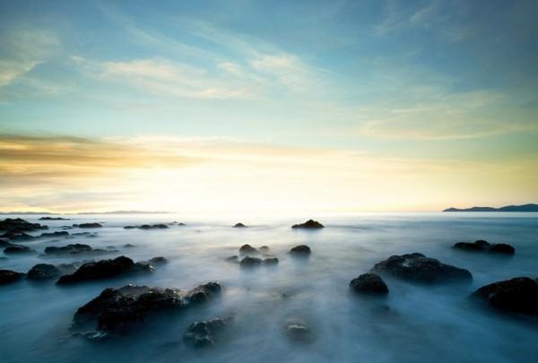 Fototapete Nr. 4417 - Ocean Sunset