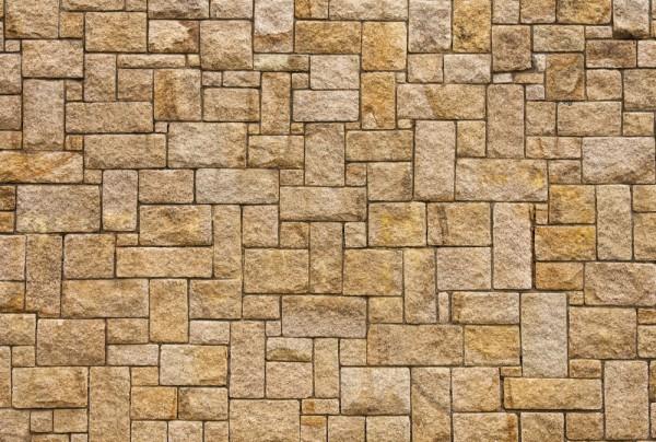 Fototapete Nr. 3751 - Mauerwerk - Sandstein V