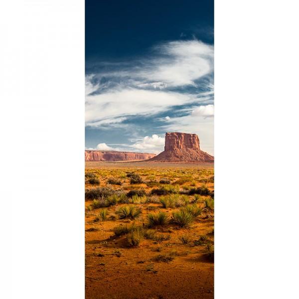 Türtapete Nr. 3044 - Utah Canyon Land