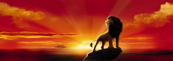 Fototapete Nr. 7605 - Der König der Löwen