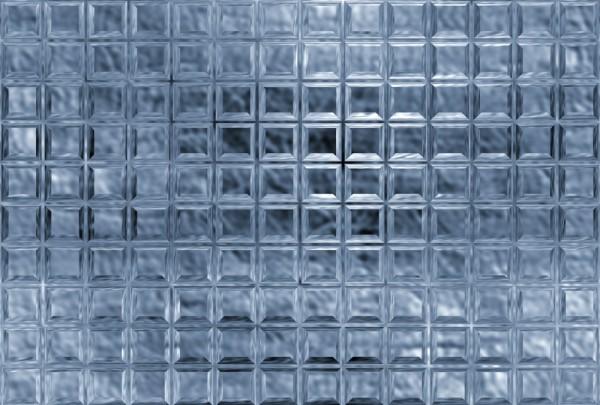 Fototapete Nr. 3572 - Glasbausteine