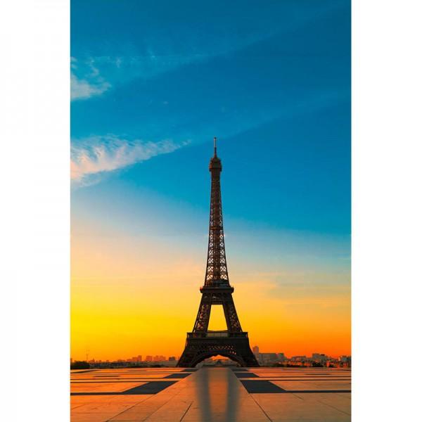 Fototapete Nr. 3782 - Tour Eiffel Romantique
