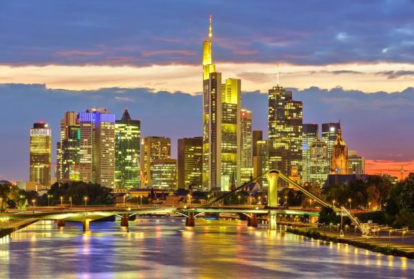Fototapete Nr. 3651 - Frankfurt