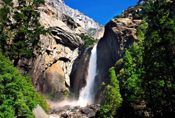 Fototapete Nr. 4036 - Yosemite Falls