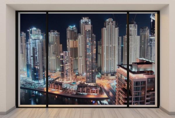 Fototapete Nr. 3738 - Penthouse Dubai Marina