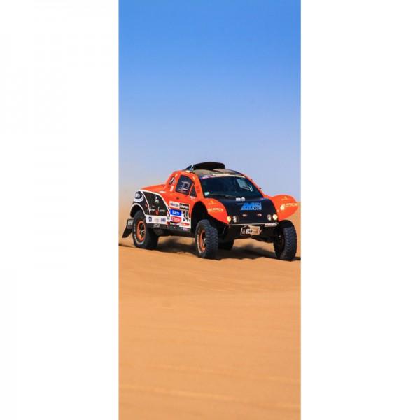 Türtapete Nr. 3557 - Desert SUV
