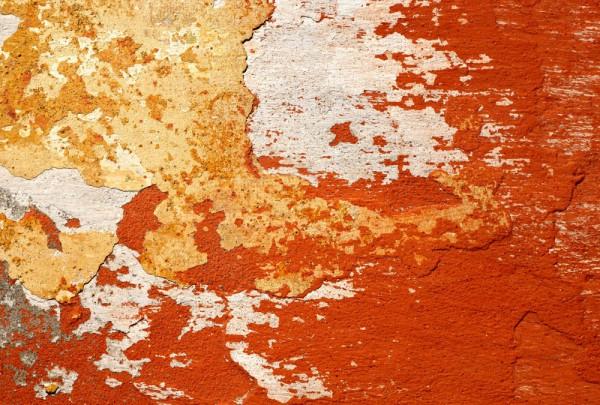 Fototapete Nr. 3481 - Historischer Kalk-Zement-Putz V