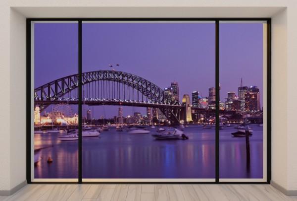 Fototapete Nr. 3736 - Penthouse Sydney Harbour