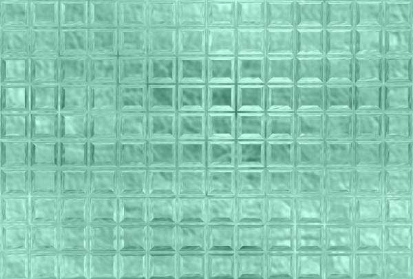 Fototapete Nr. 3570/07 - Glasbausteine türkis