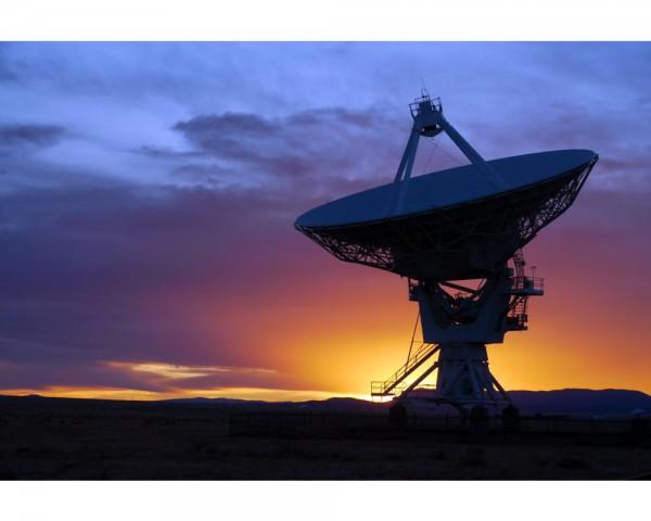 Fototapete Nr. 4017 - Radio Telescope