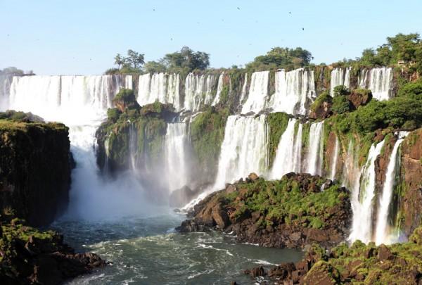 Fototapete Nr. 4033 - Iguaçu Falls