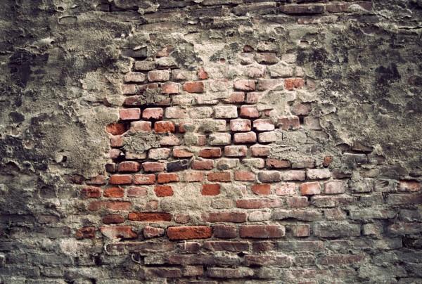 Fototapete Nr. 3852 - Historisches Mauerwerk V