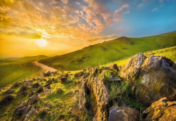 Fototapete Nr. 9745 - California morning