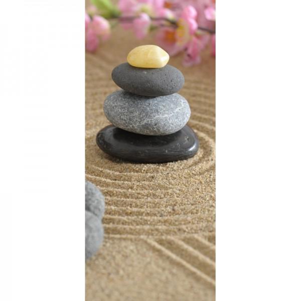 Türtapete Nr. 3815 - Zen Garden