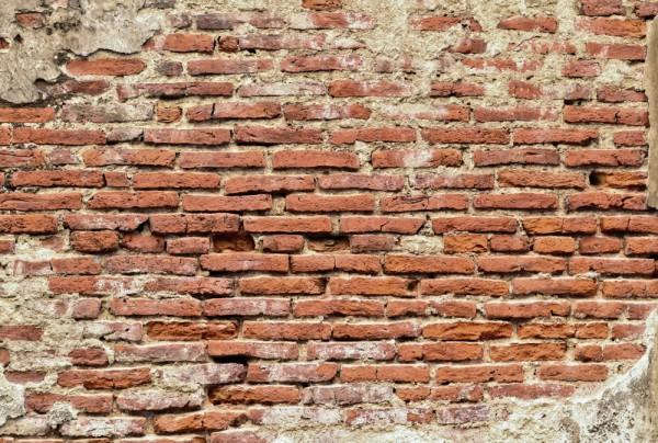 Fototapete Nr. 3848 - Historisches Mauerwerk I