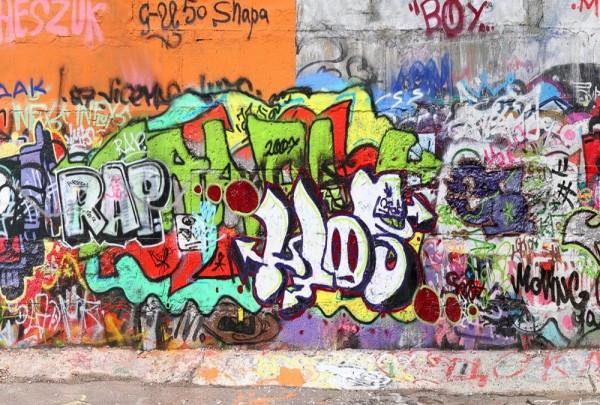 Fototapete Nr. 4533 - Graffiti