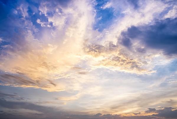 Fototapete Nr. 3180 - Sky sunset