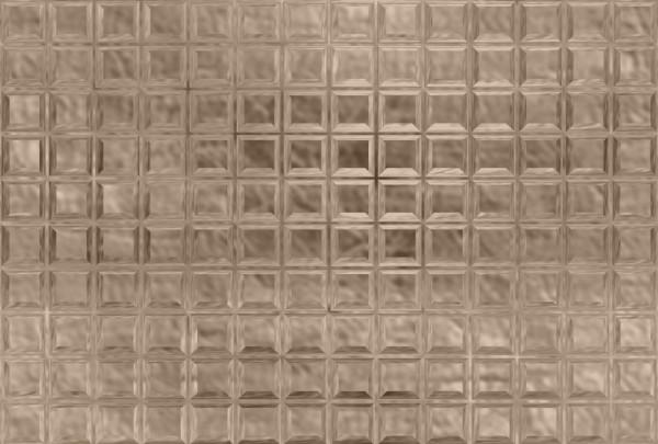 Fototapete Nr. 3570/13 - Glasbausteine braun
