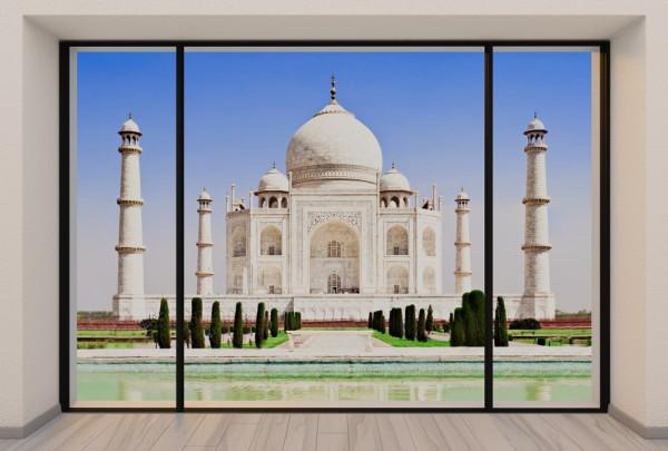 Fototapete Nr. 3716 - Penthouse Taj Mahal