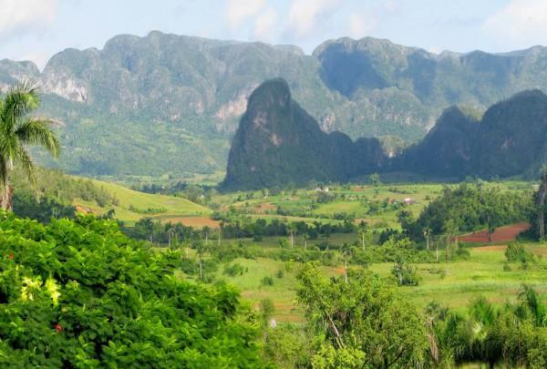 Fototapete Nr. 3212 - Valle de Viñales, Kuba