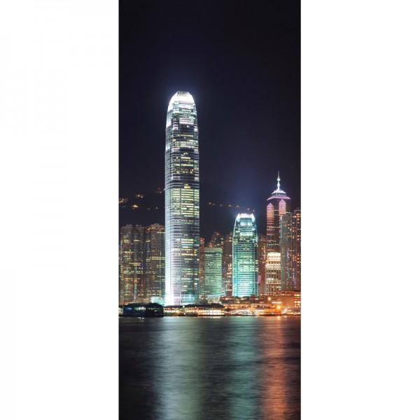 Türtapete Nr. 3563b - Hongkong International Finance Centre
