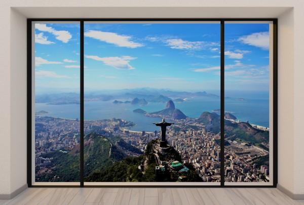 Fototapete Nr. 3730 - Penthouse Rio de Janeiro