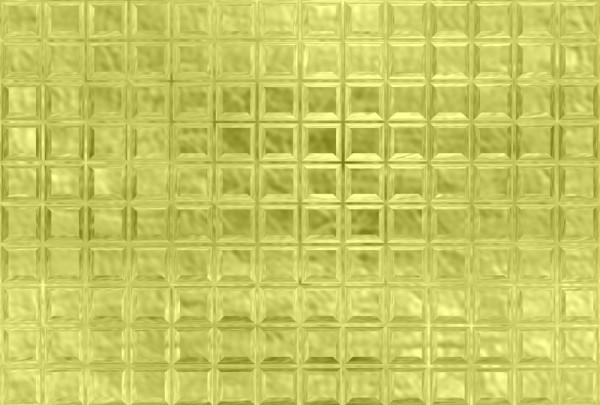 Fototapete Nr. 3570/12 - Glasbausteine gelb