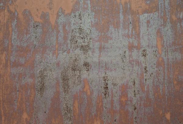 Fototapete Nr. 3437 - Rusty Iron VI