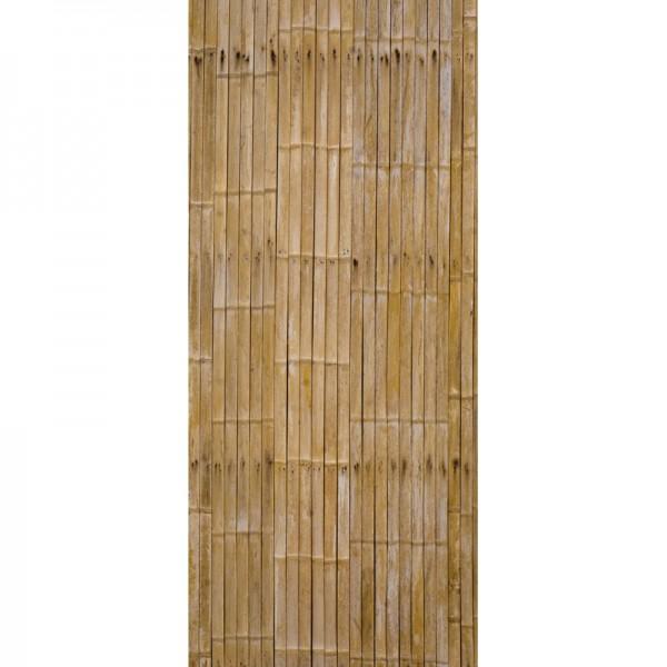 Türtapete Nr. 3811a - Bambuswand