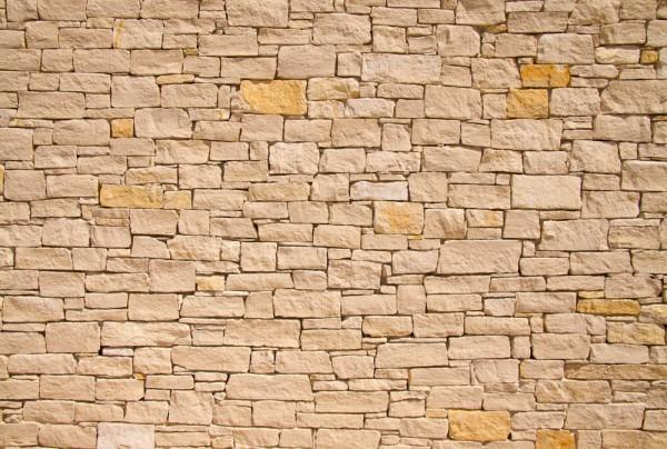 Fototapete Nr. 3748 - Mauerwerk - Sandstein II