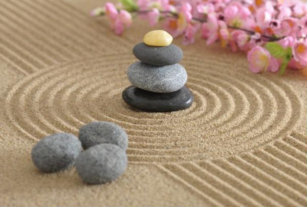 Fototapete Nr. 3815 - Zen Garden