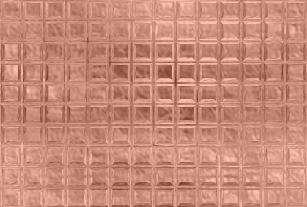 Fototapete Nr. 3570/16 - Glasbausteine herbstorange