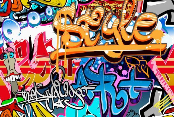 Fototapete Nr. 3493 - Graffiti Style